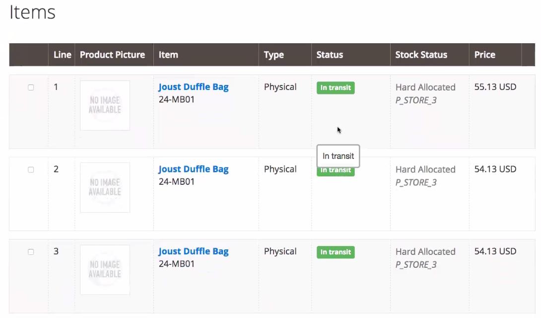 Ship to Store | Magento Order Management Documentation